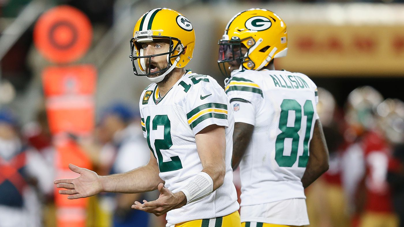 The Packers Look Like a Team Exposed
