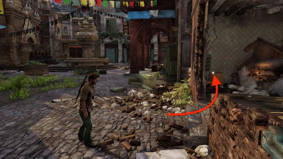 Uncharted 2: Among Thieves 'They're Coming With Us' treasure locations