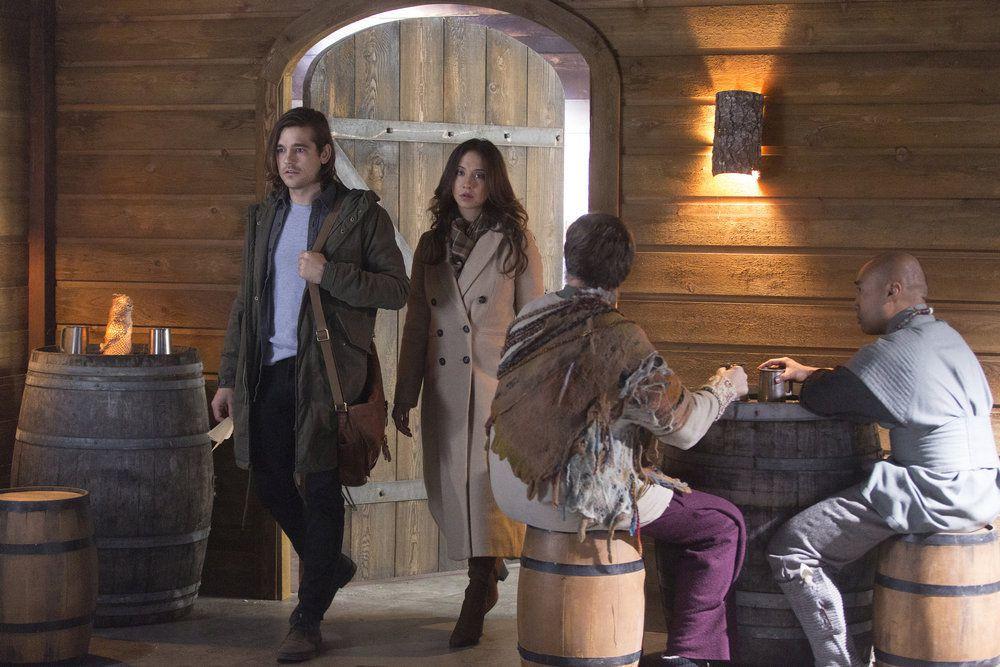 The Magicians episode 113 - Julia/Quentin 01 1000