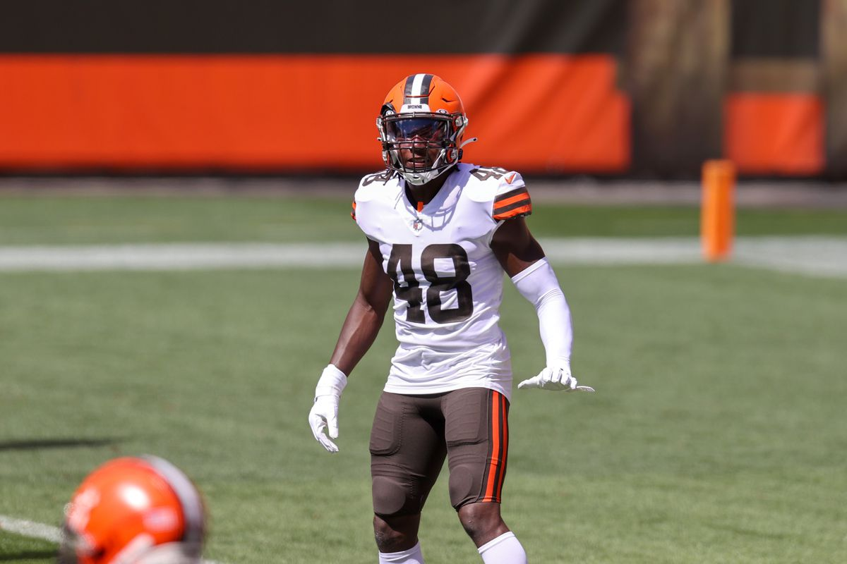 NFL: AUG 30 Browns Training Camp