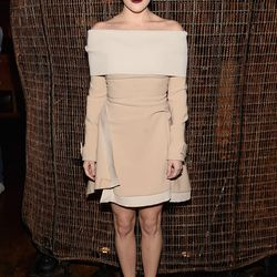 In Dior at the after-party for the New York premiere of 'The Girlfriend Experience.'