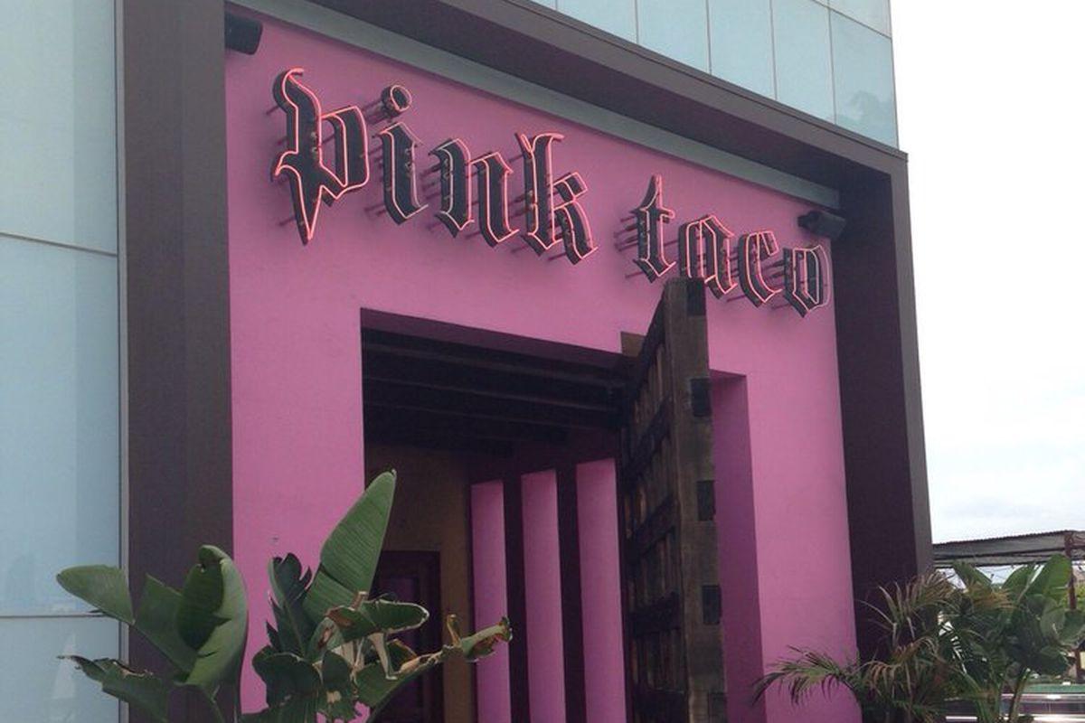Pink Taco Century City