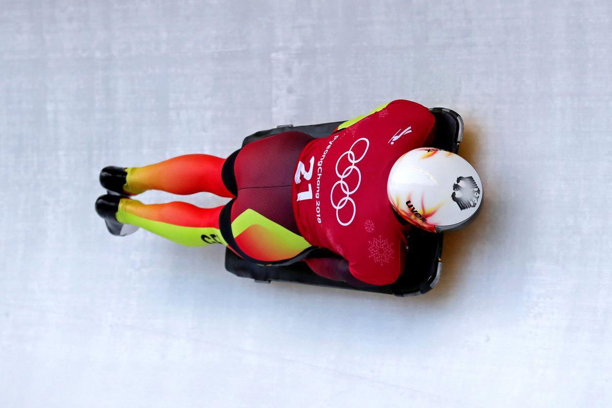 Olympics: Men's Skeleton Official Training