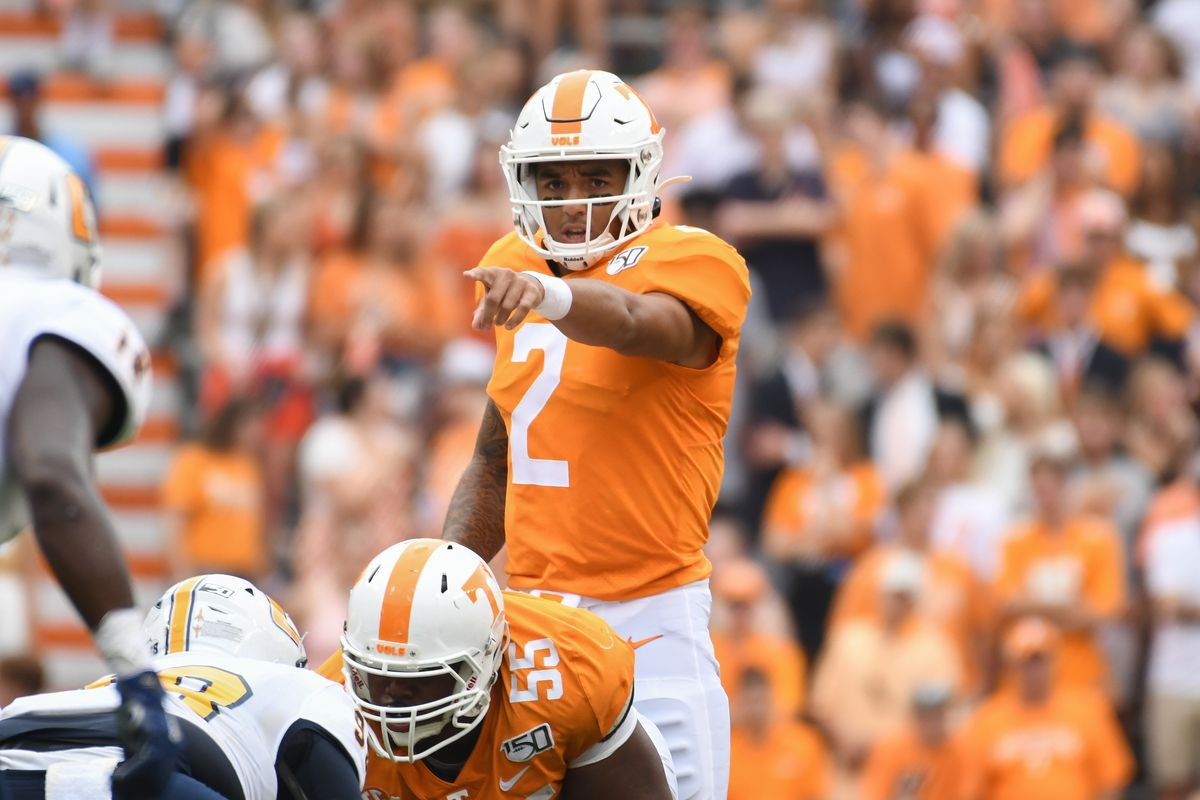 Tennessee-Chattanooga Moccasins vs. Tennessee Volunteers Recap: Vols Decimate Moccasins, 45-0