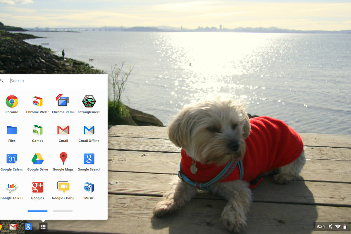 Google planning to bring Chrome app launcher to OS X - The Verge