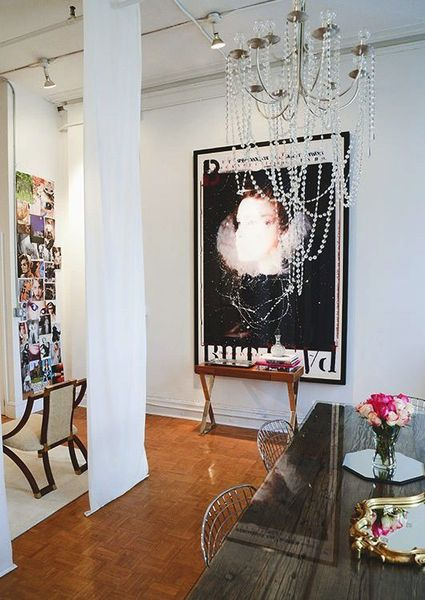 The Office Space Of Jewelry Designer Michelle Campbell