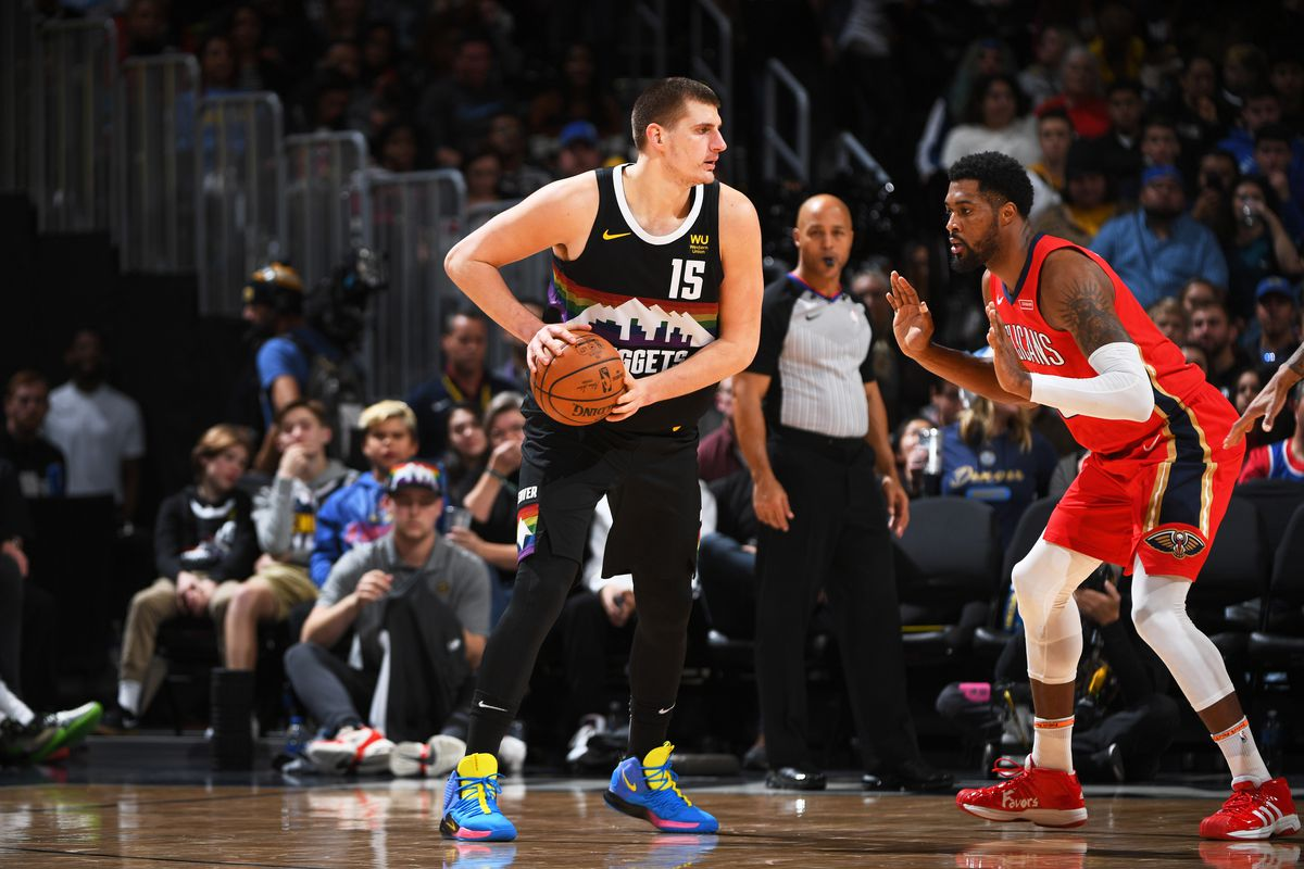 New Orleans Pelicans v Denver Nuggets