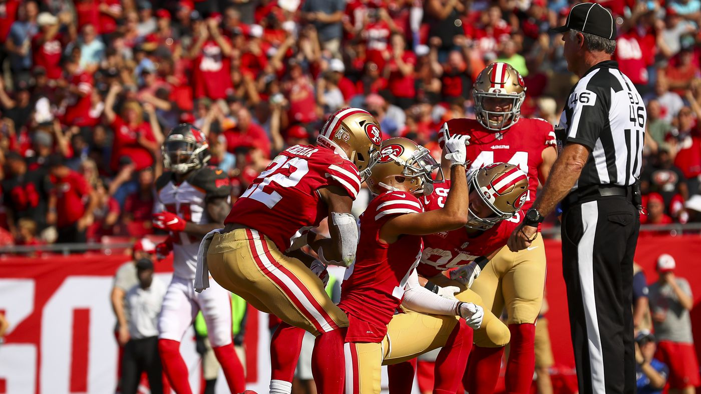 49ers roster: Which position would you sacrifice to keep an additional wide receiver?