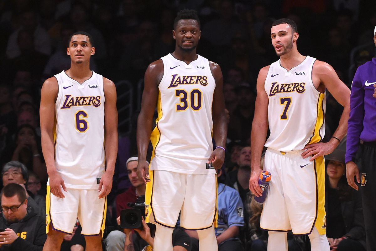 9f80bbc8f0e NBA Trade Deadline  Should the Lakers stand pat at the deadline ...