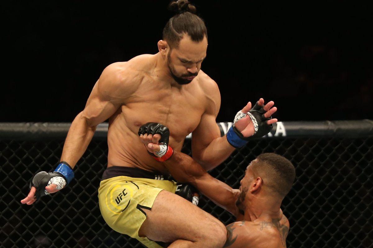 UFC Fight Night: Roberts v Pereira