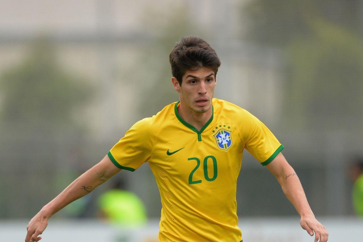 Brazil v South Korea - Toulon Tournament Group B