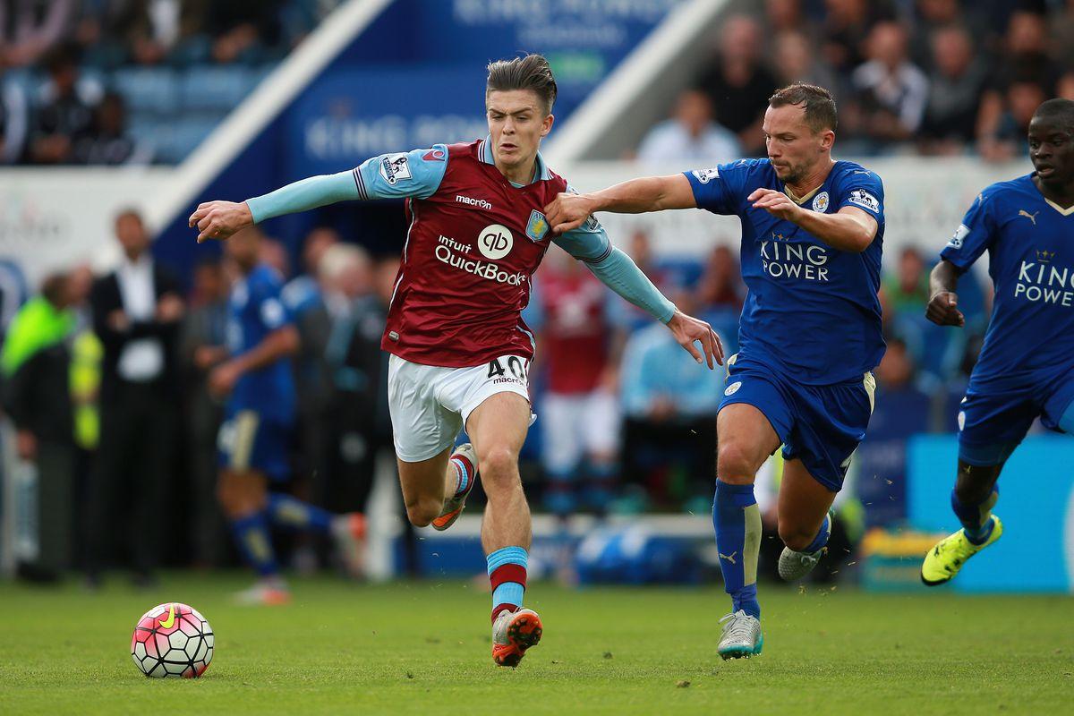 Soccer - Barclays Premier League - Leicester City v Aston Villa - King Power Stadium