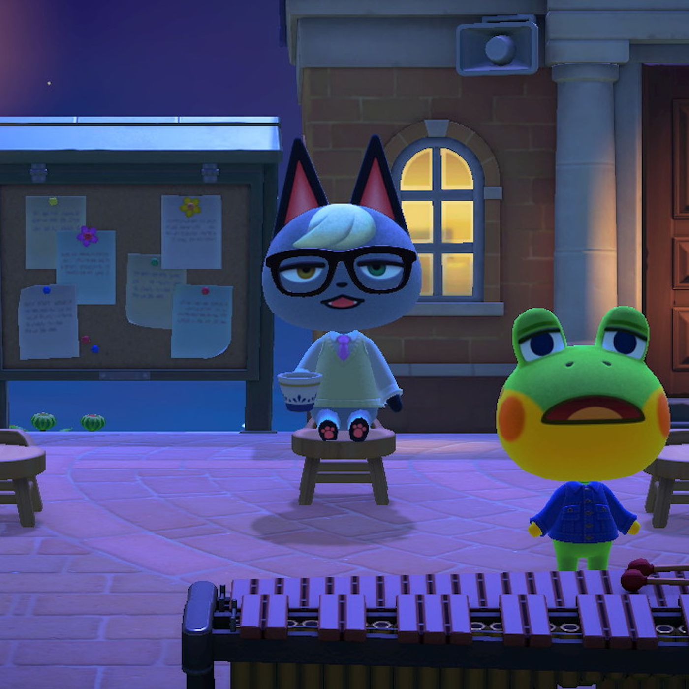 Animal Crossing New Horizons Fans Are Joking About Raymond In Boxes Polygon