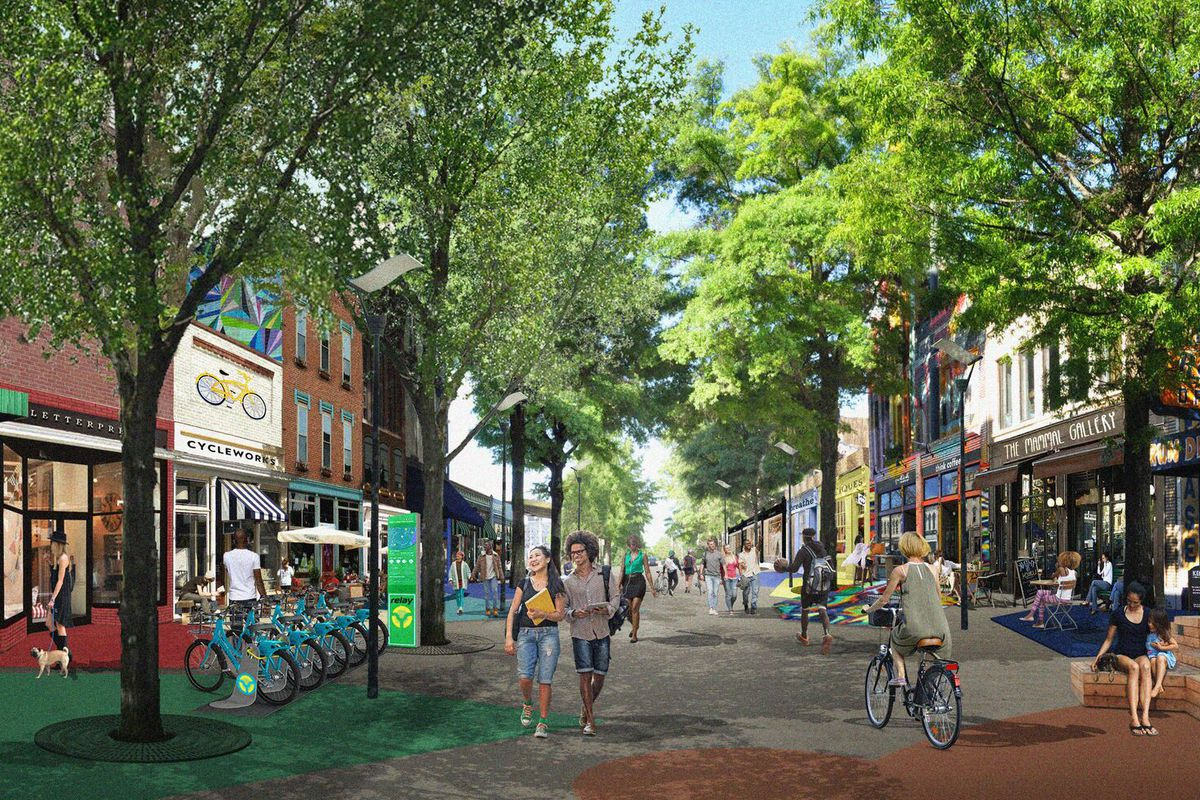 Exclusive South Downtown S Street Concept Plan Would