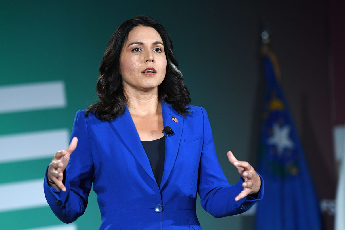 Tulsi Gabbard vs  DNC: her complaint about debate exclusion