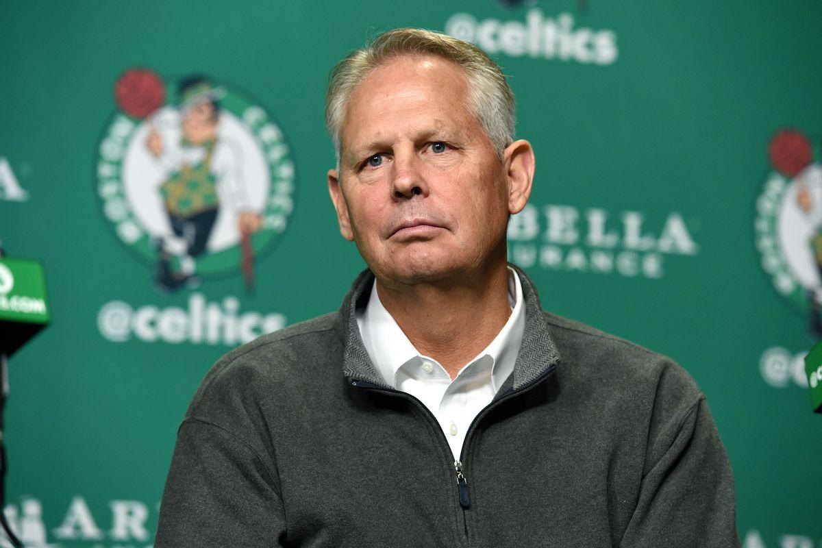 Boston Celtics Introduce Kyrie Irving and Gordon Hayward