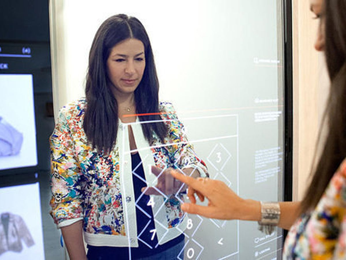 The Rebecca Minkoff boutique is just around the temporal and geographical corner. Courtesy photo