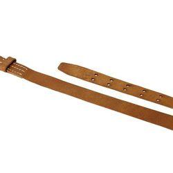 Leather Belt, $34.95