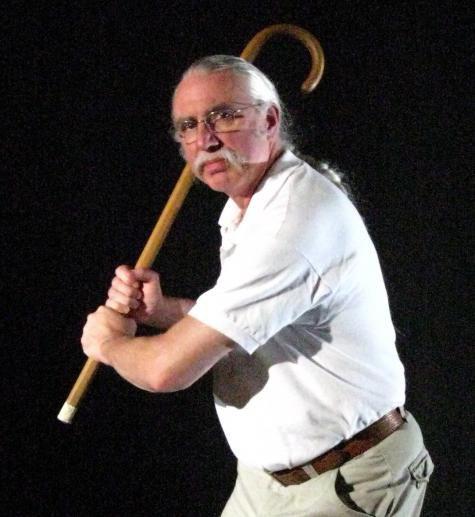 old man cane