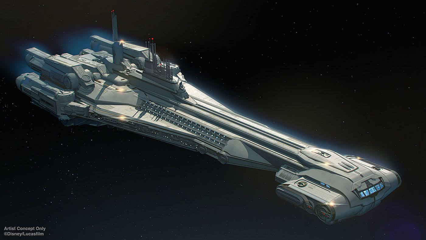 Star Wars Galactic Starcruiser Everything We Know So Far Deseret News