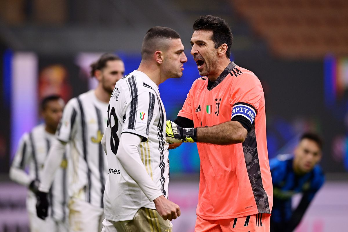 Internazionale v Juventus - Italian Serie A