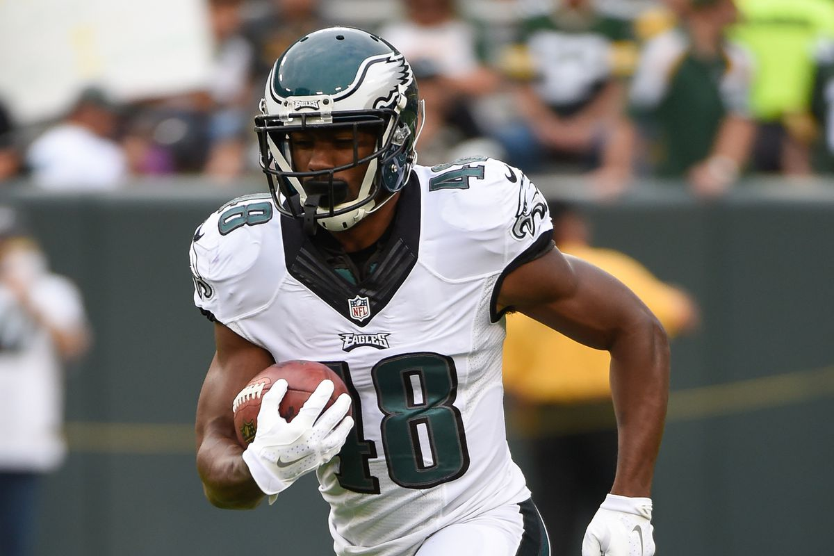 size 40 f3ee1 03216 Eagles roster cuts 2015: Raheem Mostert waived - Bleeding ...