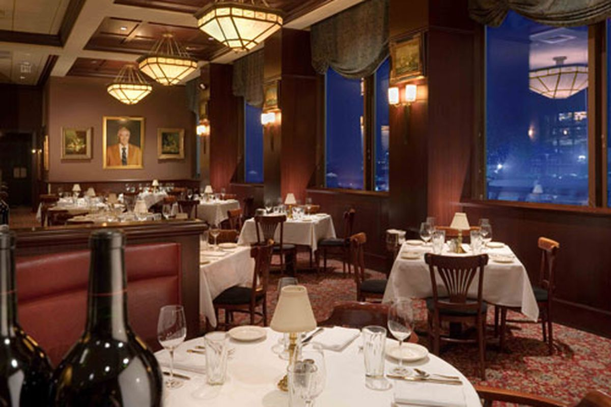 The Capital Grille.