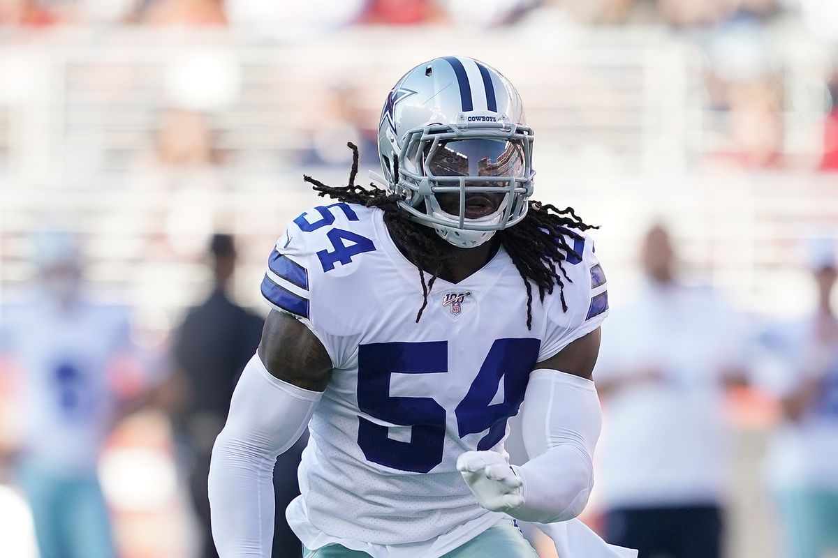 100% authentic c376b 05e7c The Cowboys got a great deal with Jaylon Smith because he ...