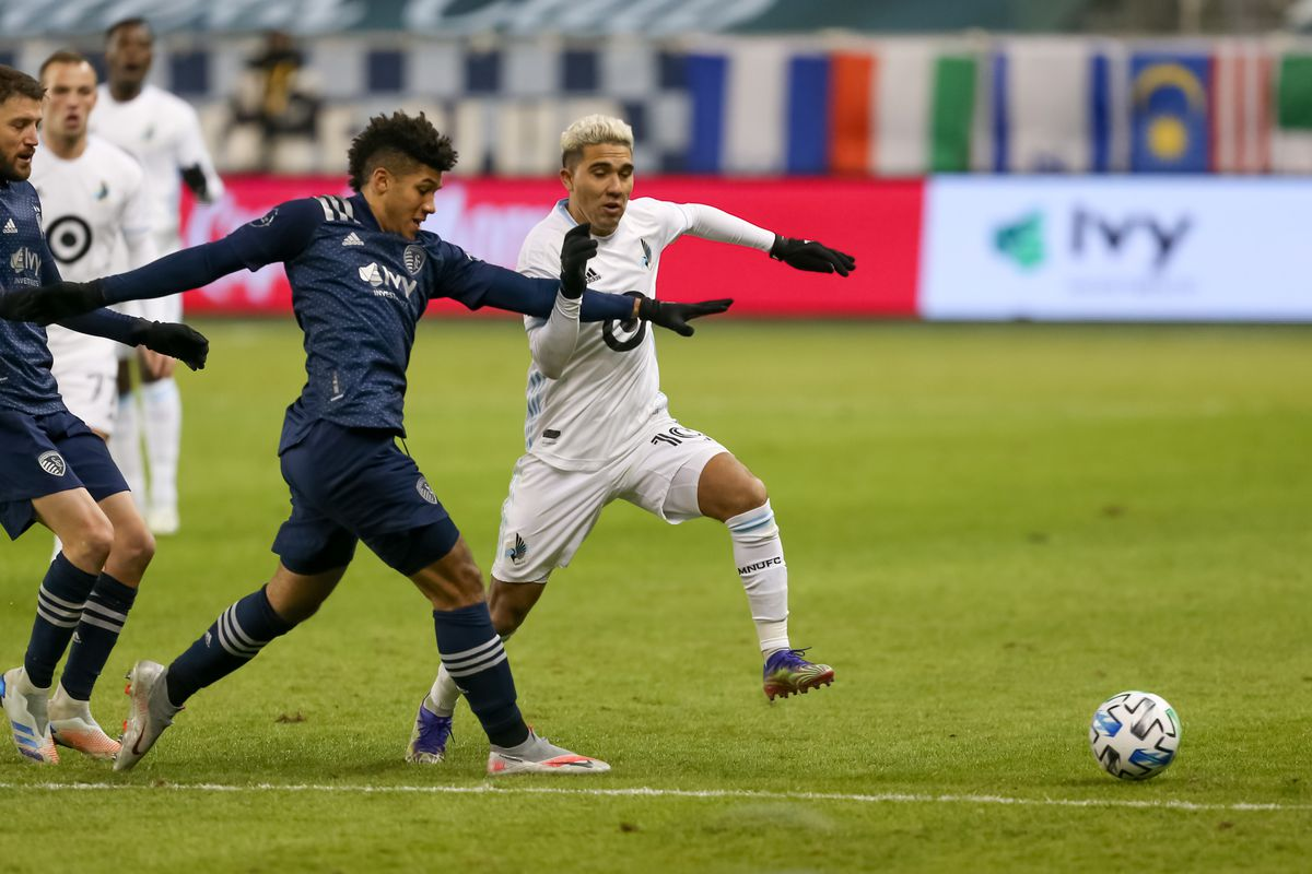 SOCCER: DEC 03 MLS Cup Playoffs Western Conference Semifinal - Minnesota United FC at Sporting KC