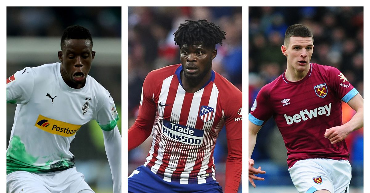 Man Utd Top Transfer Targets