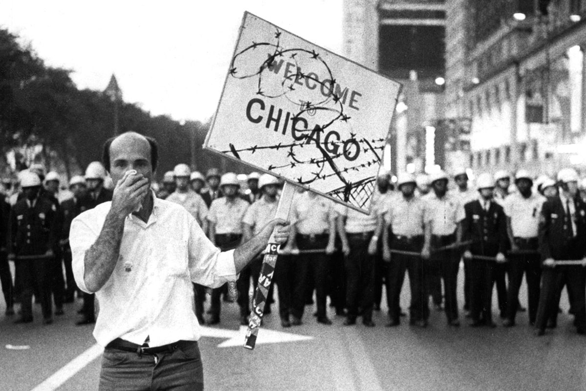 1968 Democratic National Convention: 50 years after the Chicago