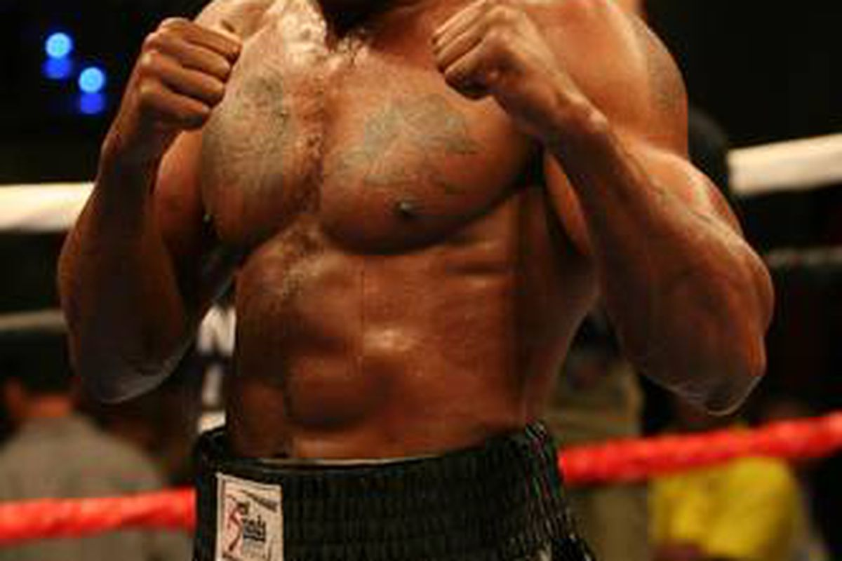 """Costa Rican heavyweight Carl Davis Drumond has been cleared of rape charges for the second time in two years. (via <a href=""""http://www.boxnews.com.ua/photos/1684/Carl-Davis-Drumond.jpg"""">www.boxnews.com.ua</a>)"""