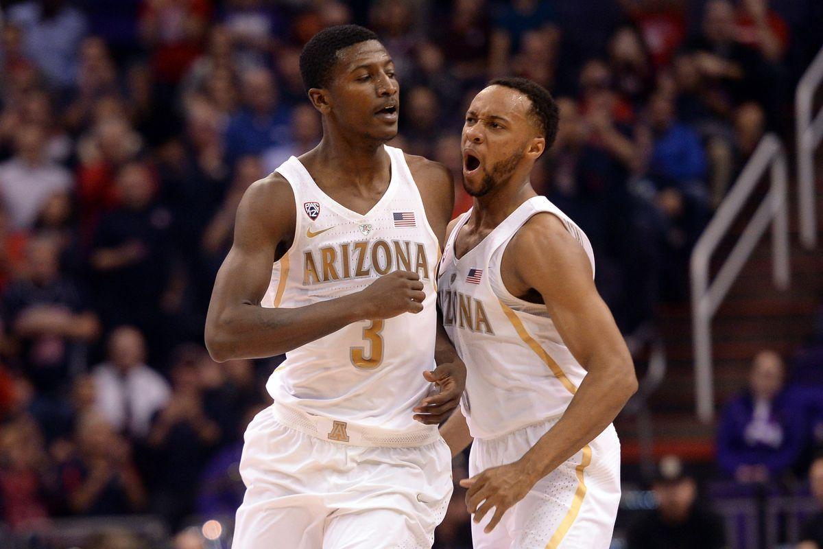 NCAA Basketball: Texas A&M at Arizona