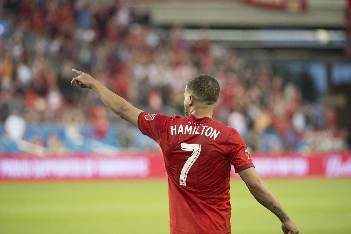 Report: Toronto FC trade Jordan Hamilton to Columbus Crew for Patrick Mullins