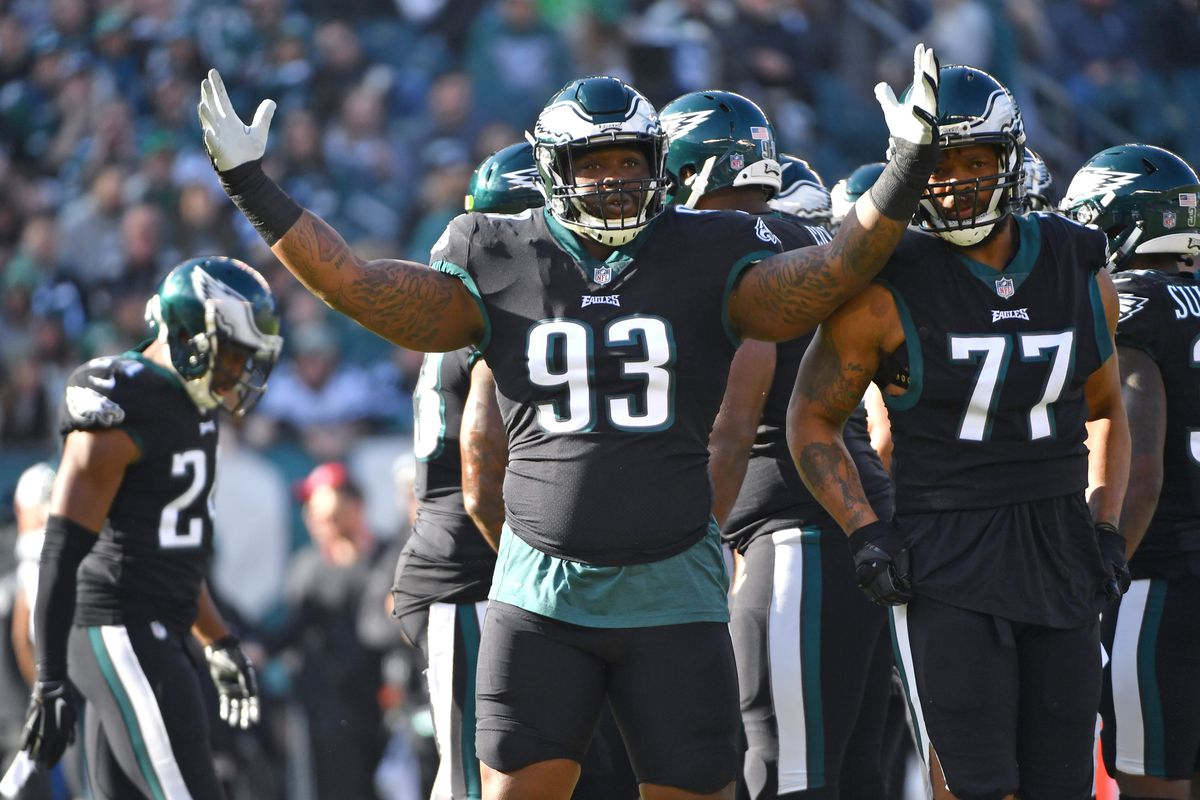 "109571c0573 Eagles News  Tim Jernigan is bringing a ""contagious energy"" to  Philadelphia s defense. New ..."