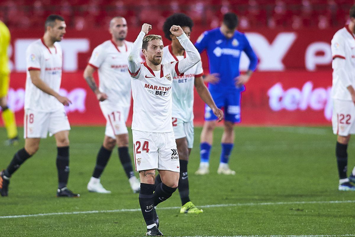 Alejandro Papu Gomez - Sevilla FC - La Liga Santander