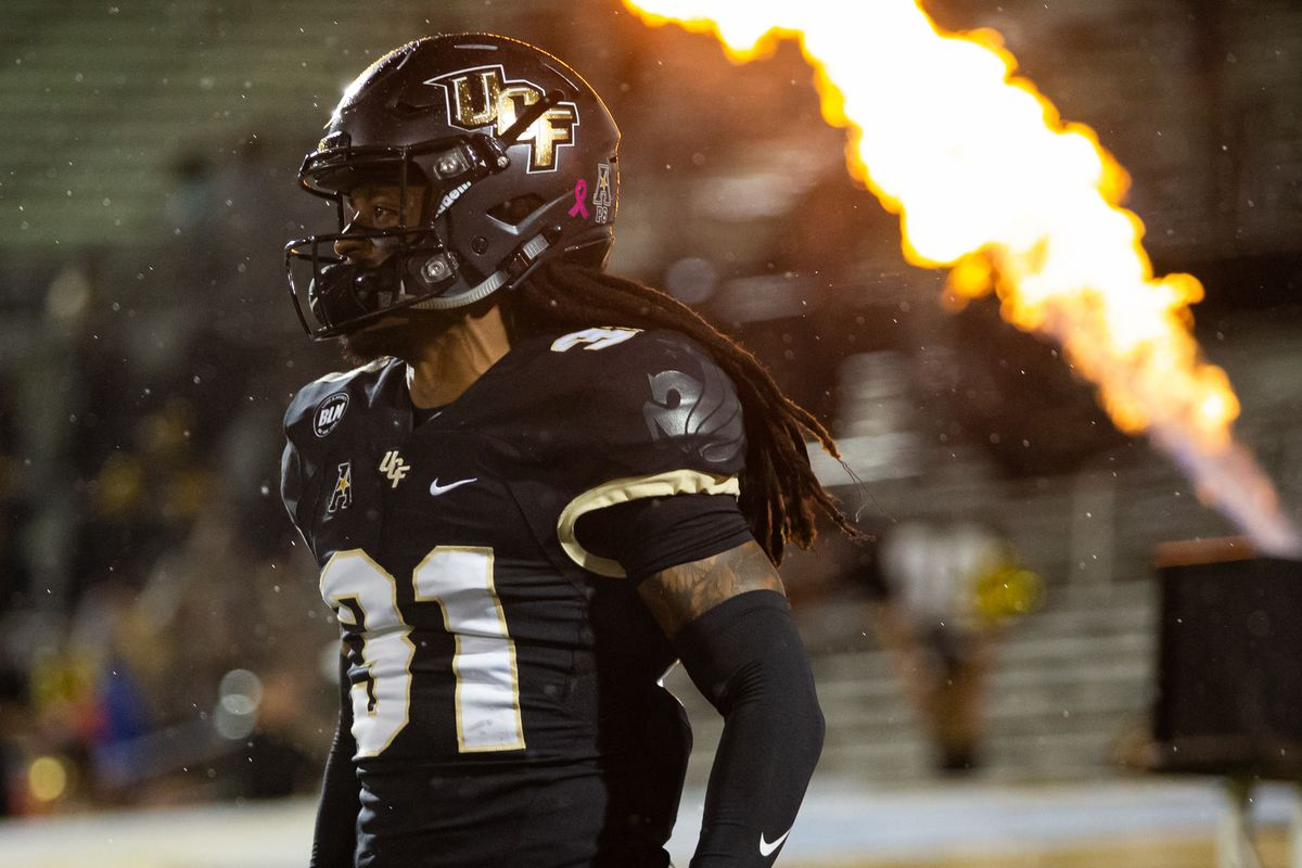 NCAA Football: Tulsa at Central Florida
