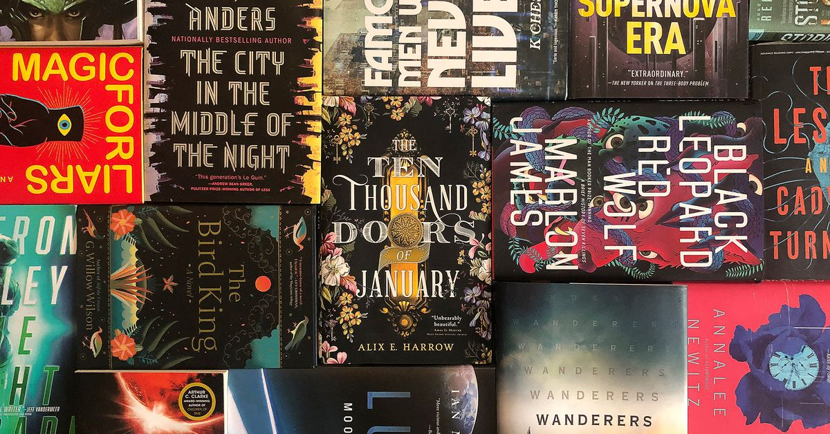 The best science fiction and fantasy books of 2019