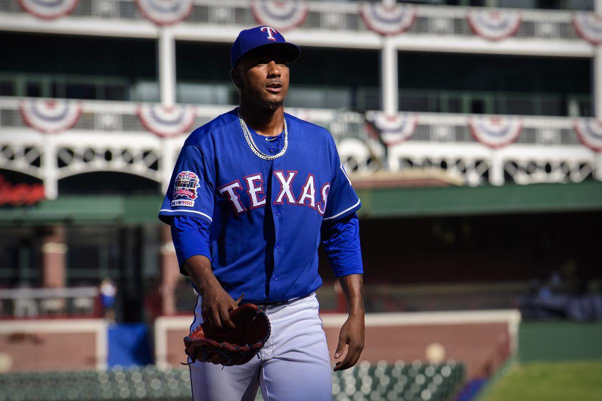MLB: Minnesota Twins at Texas Rangers