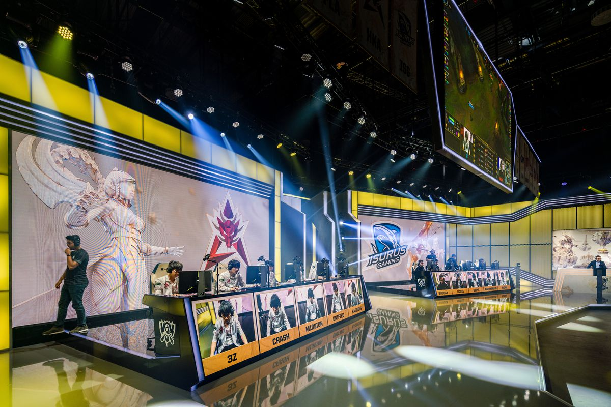 2019 League Of Legends World Championship Play-In - Day 6