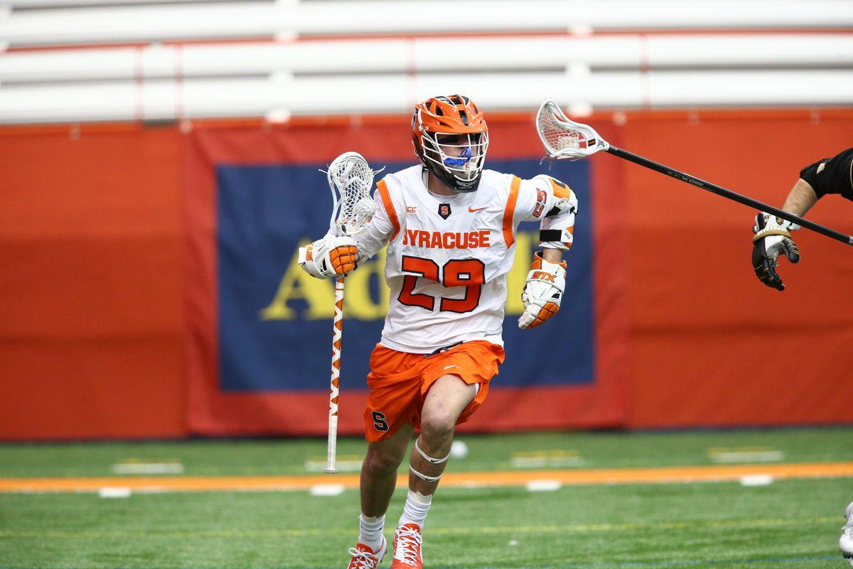 syracuse men's lacrosse: orange begin fall ball play this weekend