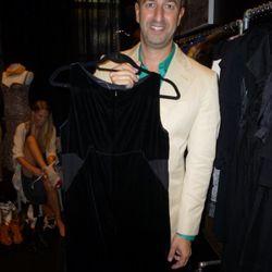 Decadestwo.1 owner Christos Garkinos shows us the $390 Alexander Wang dress