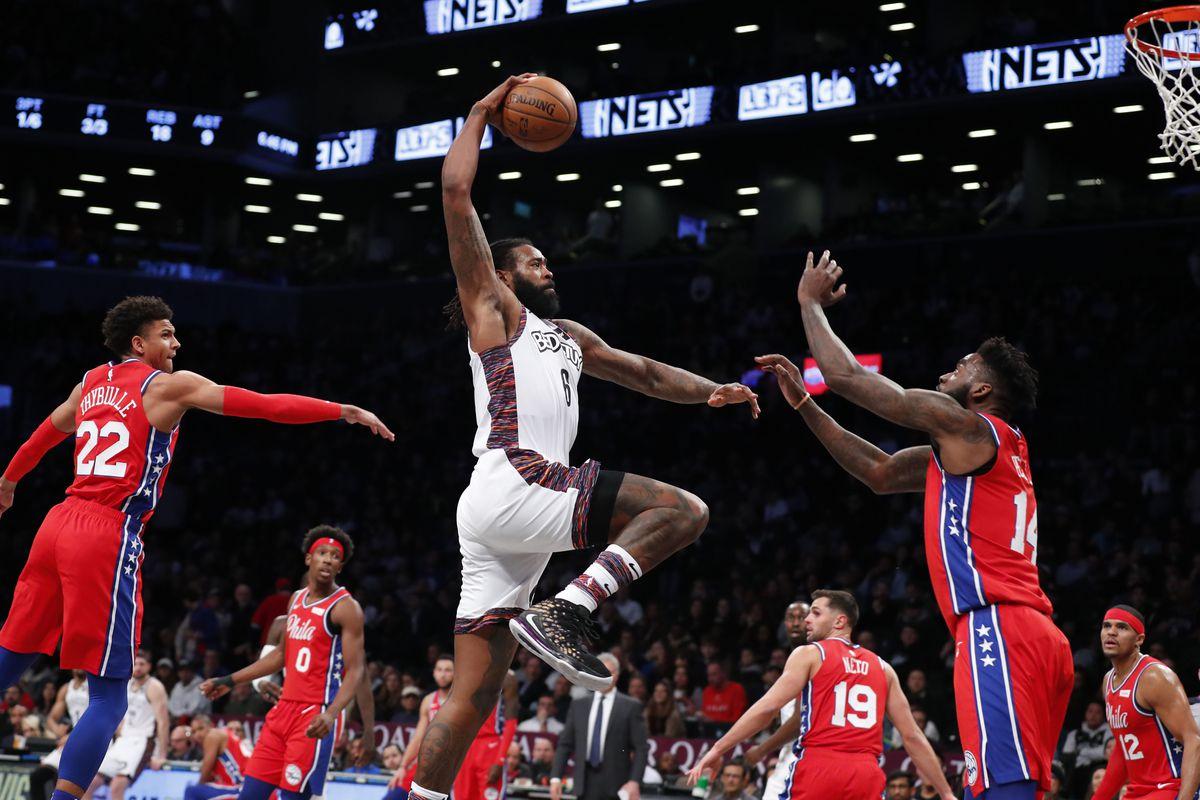 That game sucked Brooklyn Nets Philadelphia 76ers NBA