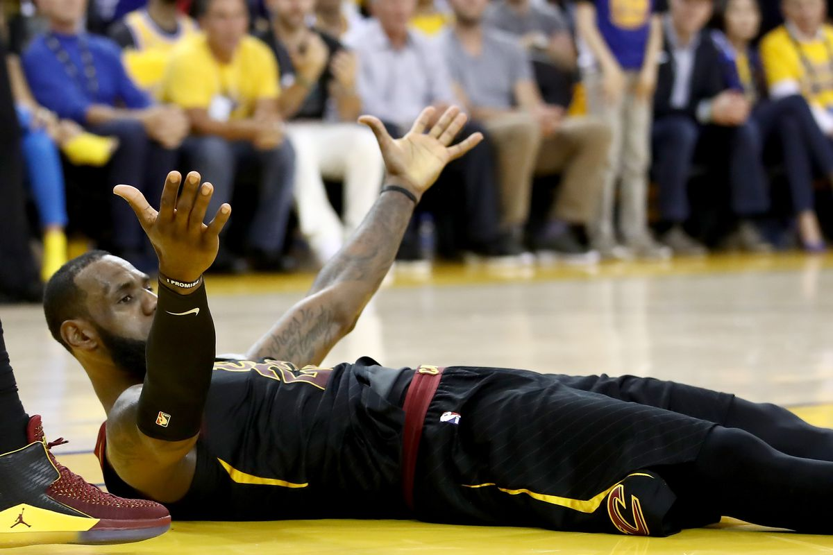 NBA Finals 2018  5 most disastrous moments that cost Cleveland ... 4bf6259fe