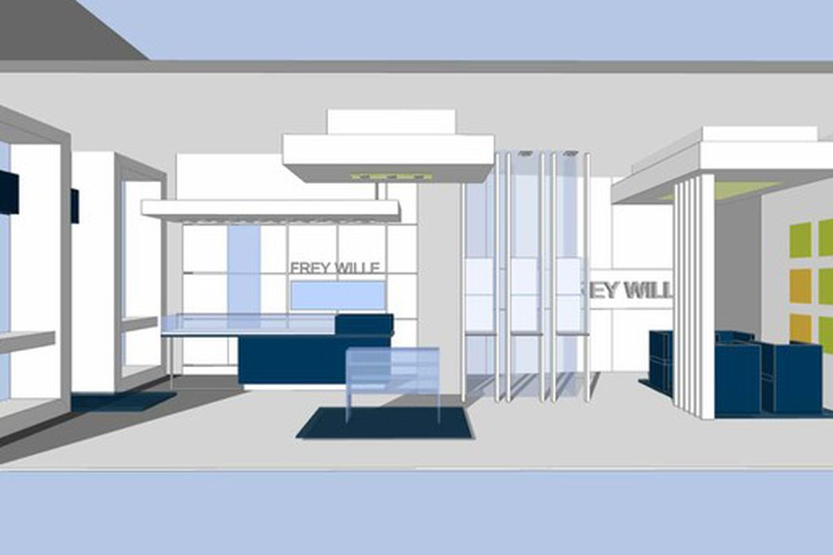 """Rendering via <a href=""""http://www.wwd.com/wwd-publications/wwd/2011-03-08?id=3544549&amp;date=today&amp;module=tn/today#/article/markets-news/frey-wille-opens-on-madison-ave-3544677?navSection=issues&amp;navId=3544549%22"""">WWD</a>"""