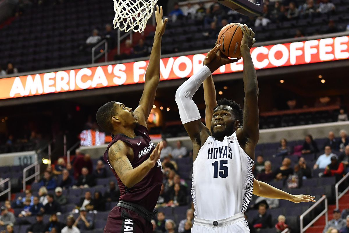 Hoyas Host UMES In Season Opener Tuesday