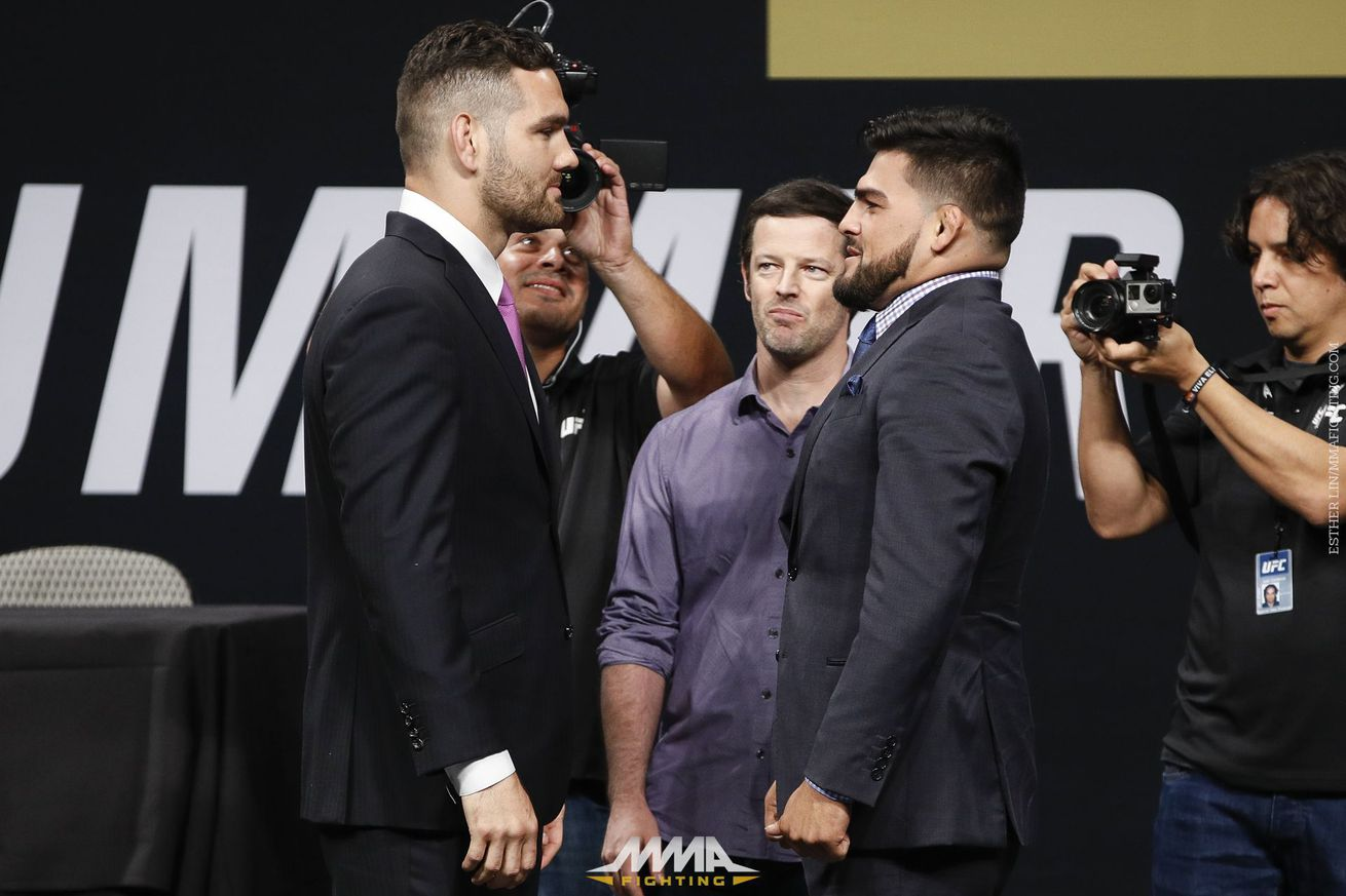community news, Latest UFC on FOX 25 fight card, rumors, and updates for 'Weidman vs Gastelum' on July 22 in Long Island