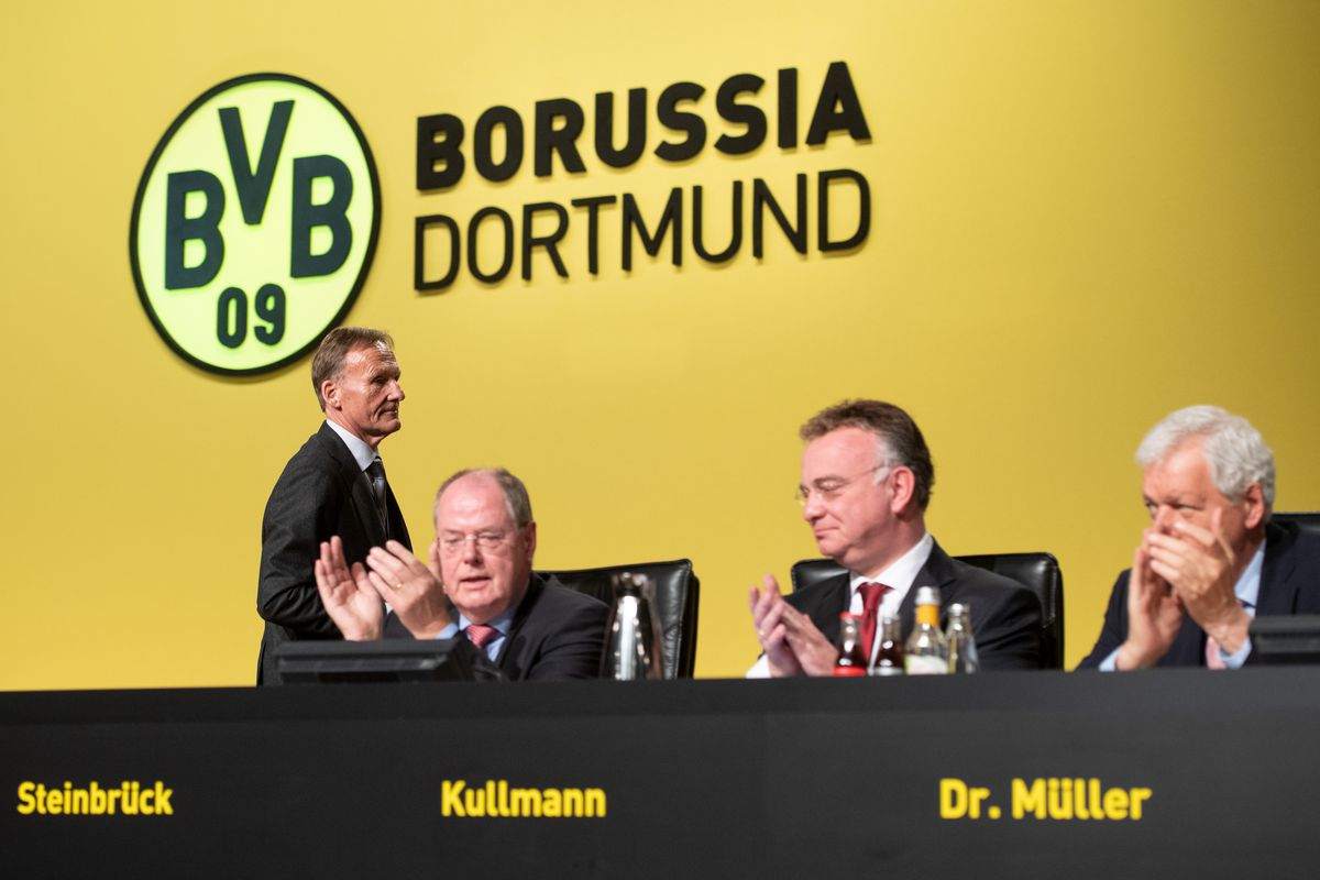 Annual General Meeting Borussia Dortmund