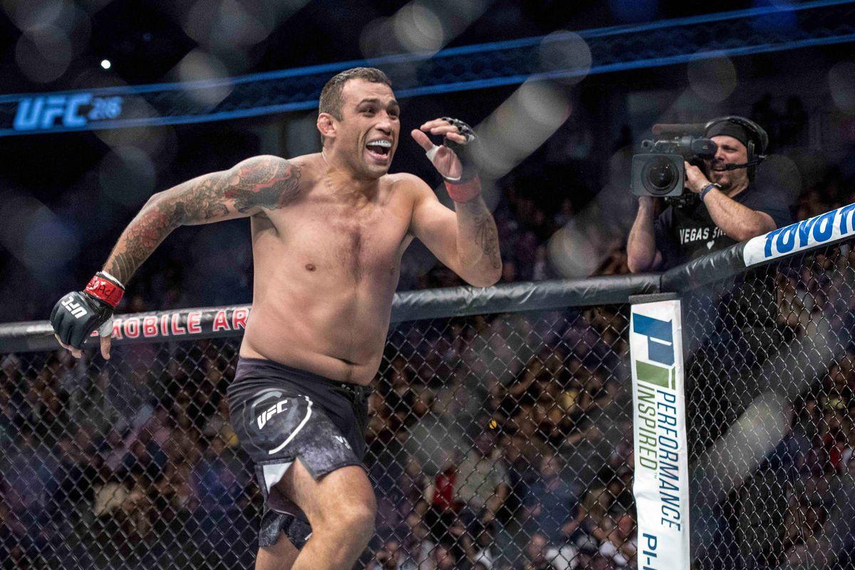MMA: UFC 216-Harris vs Werdum