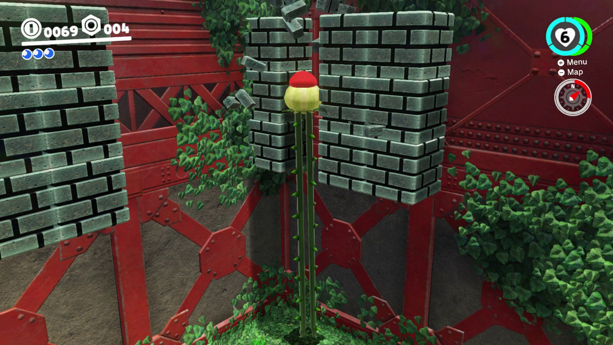 Super Mario Odyssey Guide Wooded Kingdom All Power Moon